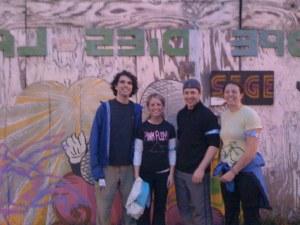 Jeremy, Kristen, Jack, and Shannon \